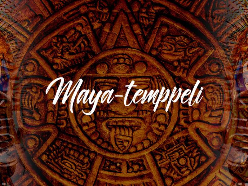 Maya-Temple photo 1