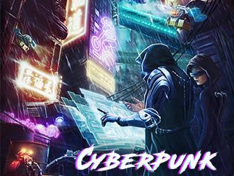 Cyberpunk photo 1