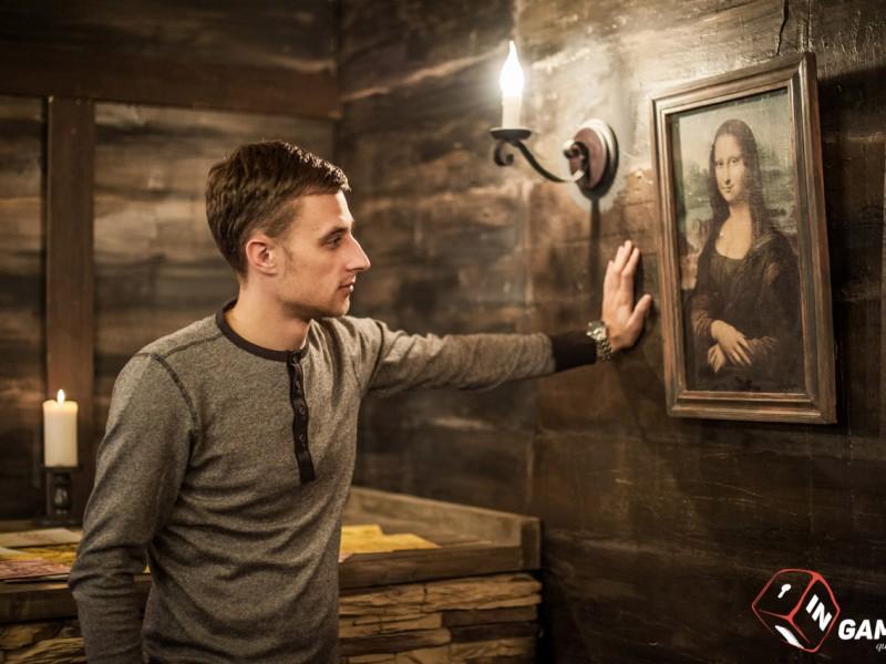 Da Vinci Saladus photo 1