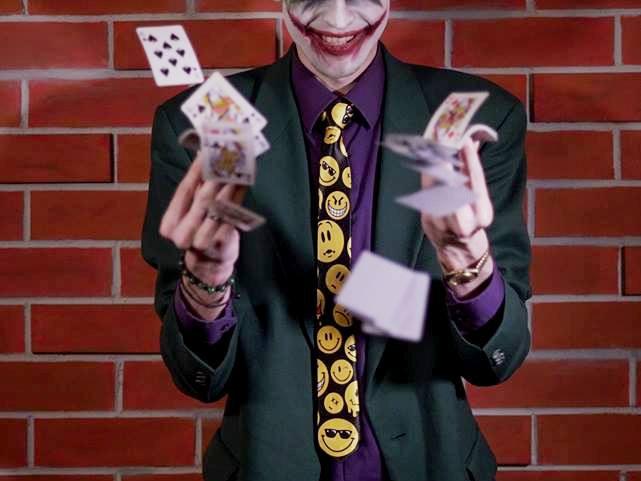 The legend of Jocker photo 1