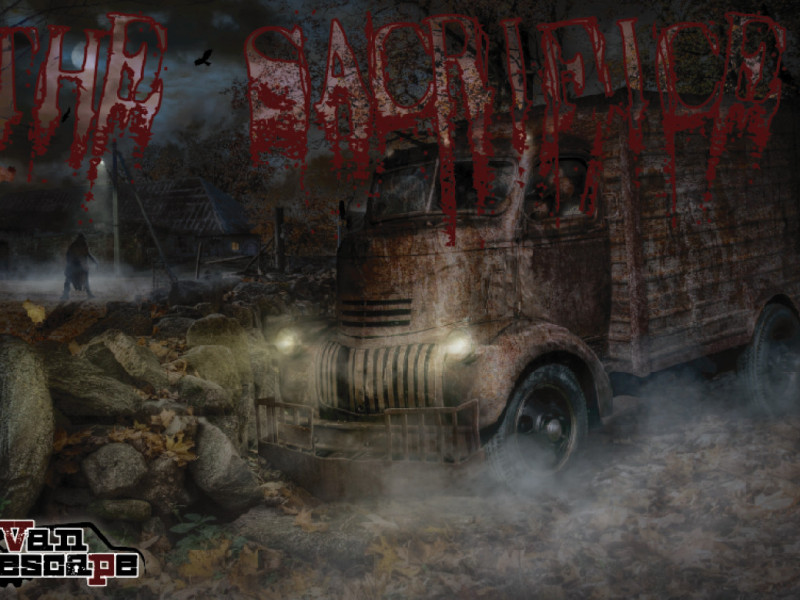 The Sacrifice - Escape The Van photo 1