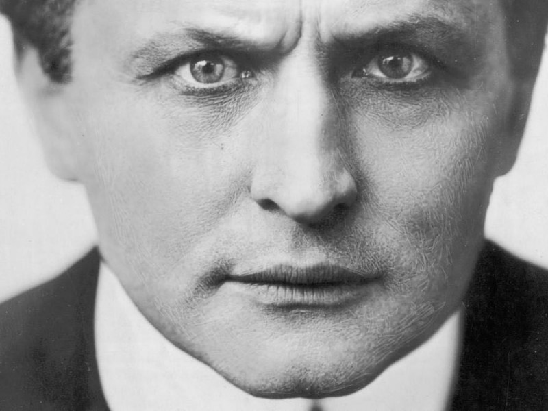 Harry Houdini photo 1