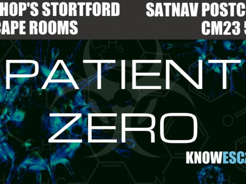 Patient Zero photo 1