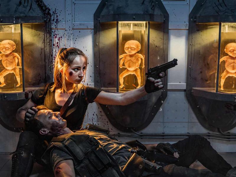 Resident evil photo 1