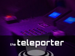 THE TELEPORTER photo 1
