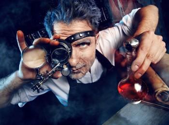 Professor Oxford's Experiments