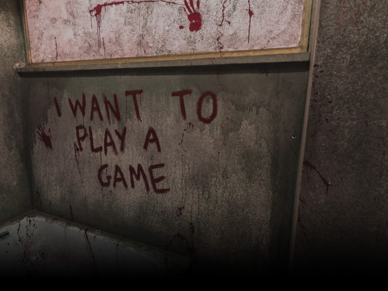 Maniac: I Want To Play A Game photo 1