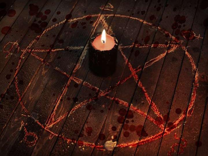 Witch photo 1