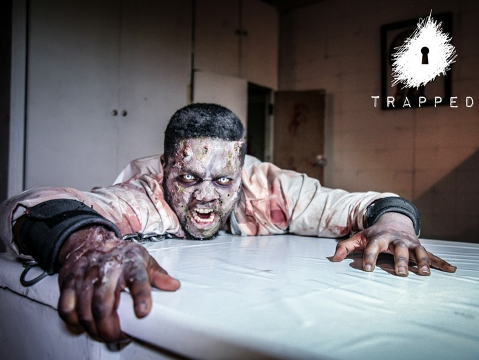 Trapped in a Room with a Zombie photo 1