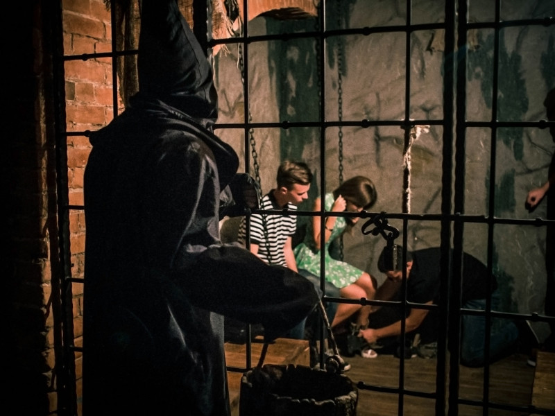 The prisoners of the dungeon photo 1