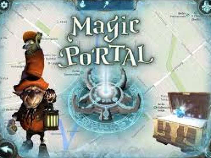 Magic Portal Game 2 photo 1