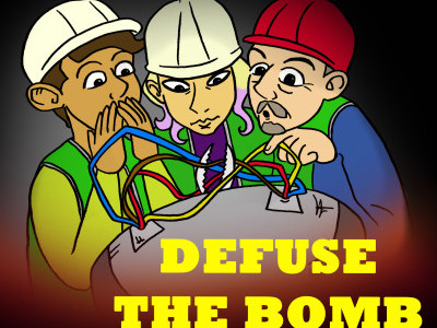 Defuse the bomb photo 1