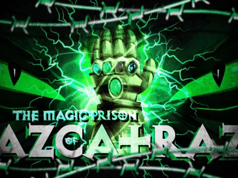 The Magic Prison of Azcatraz photo 1