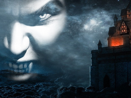 Count Dracula's castle photo 1