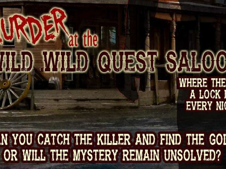 Murder at the Wild Wild Quest Saloon photo 1