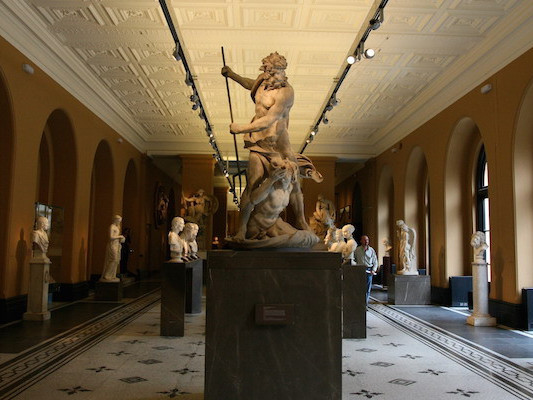 Victoria and Albert Museum Treasure Hunt photo 1