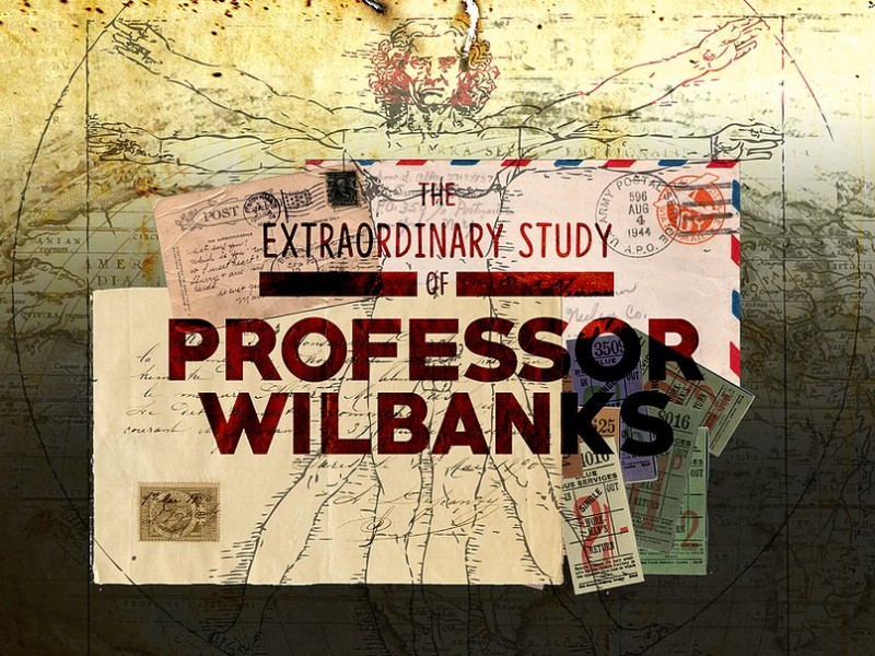 The Extraordinary Study of Professor Wilbanks photo 1