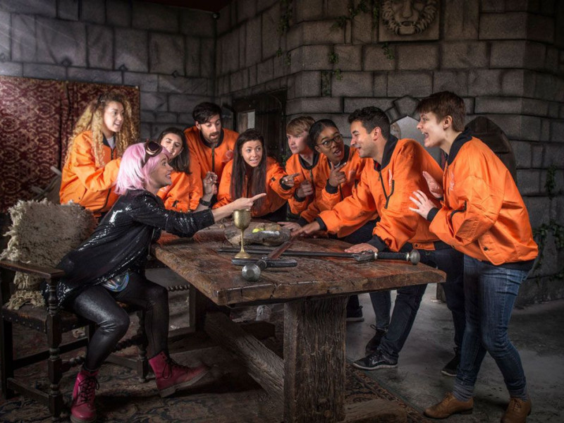 The Crystal Maze photo 1