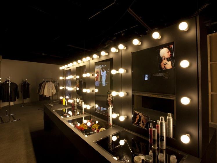 Stripper's dressing room photo 1