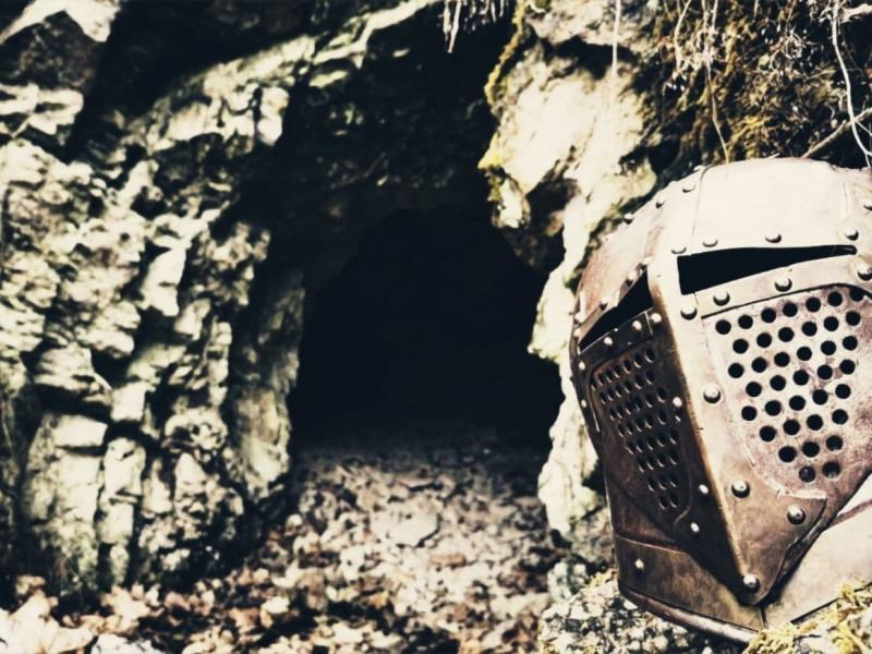 Kalevipoeg Eggs. Treasure hunt by car. photo 1