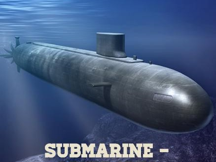 Submarine - Deepdown photo 1
