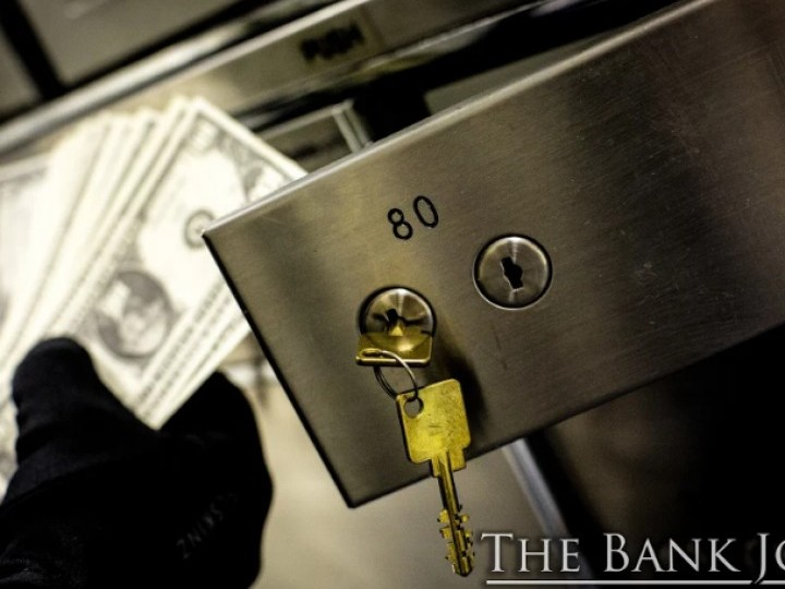 The Bank Job (B) photo 1