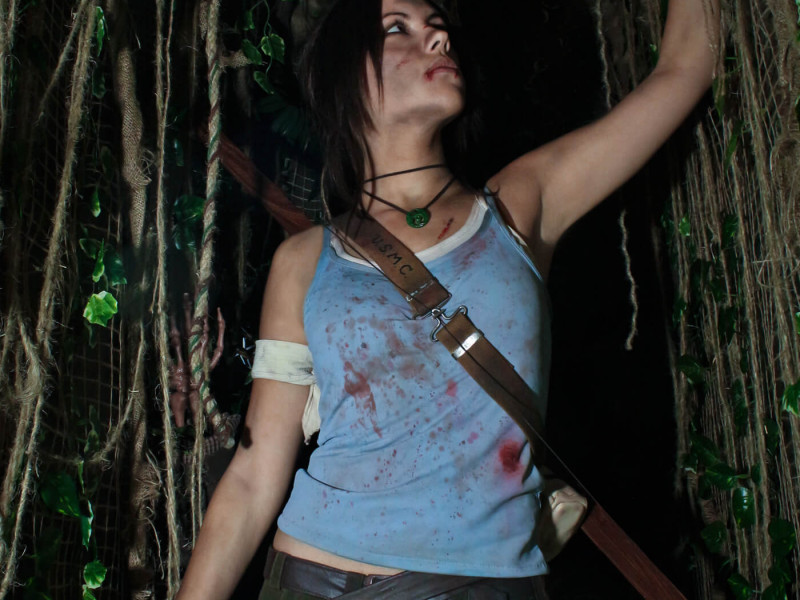 Lara Croft photo 1