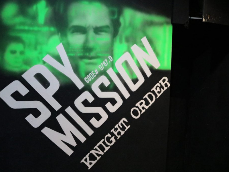 Spy Mission photo 1