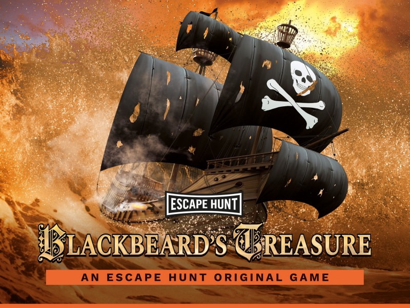 Blackbeard's Treasure photo 1
