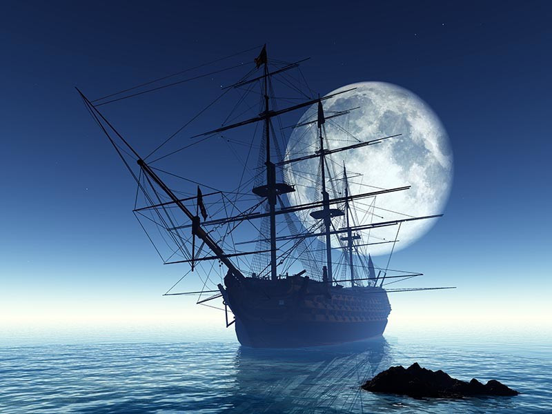 Pirate Ship photo 1