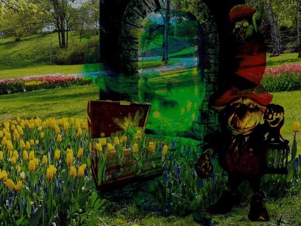Magic Portal – Outdoor Escape Game photo 1