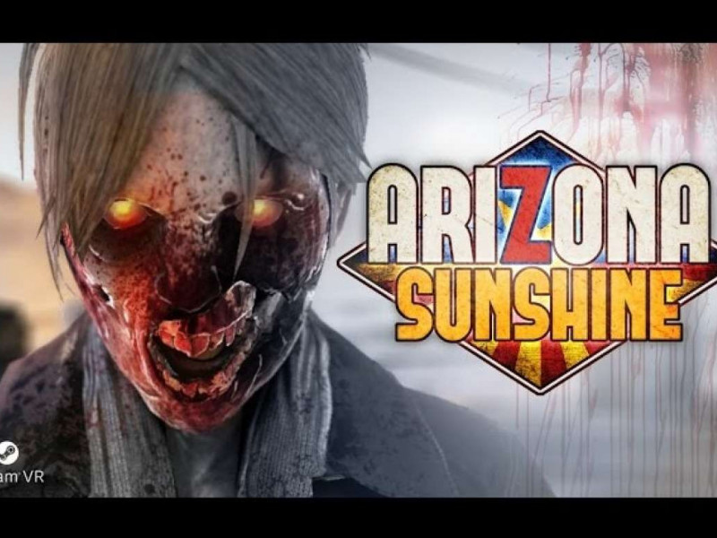 Arizona Sunshine LBVR Zombie Shooter photo 1