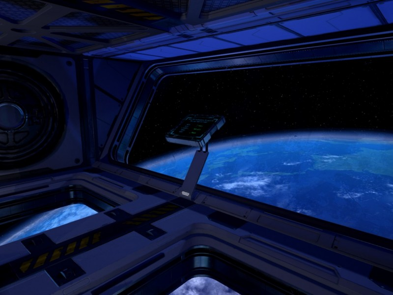 Space Station Tiberia : FREE-ROAMING VR ESCAPE ROOM photo 1