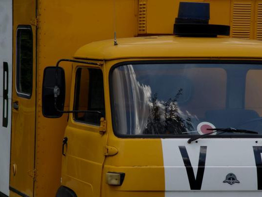 Escape from a Communist Police Truck photo 1
