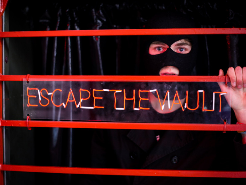 Escape the Vault photo 1