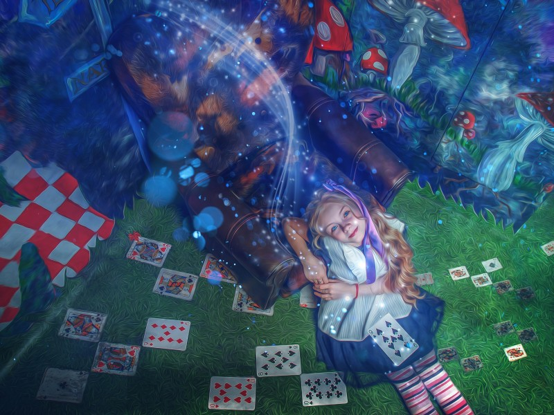 Alice Through the Looking Glass photo 1