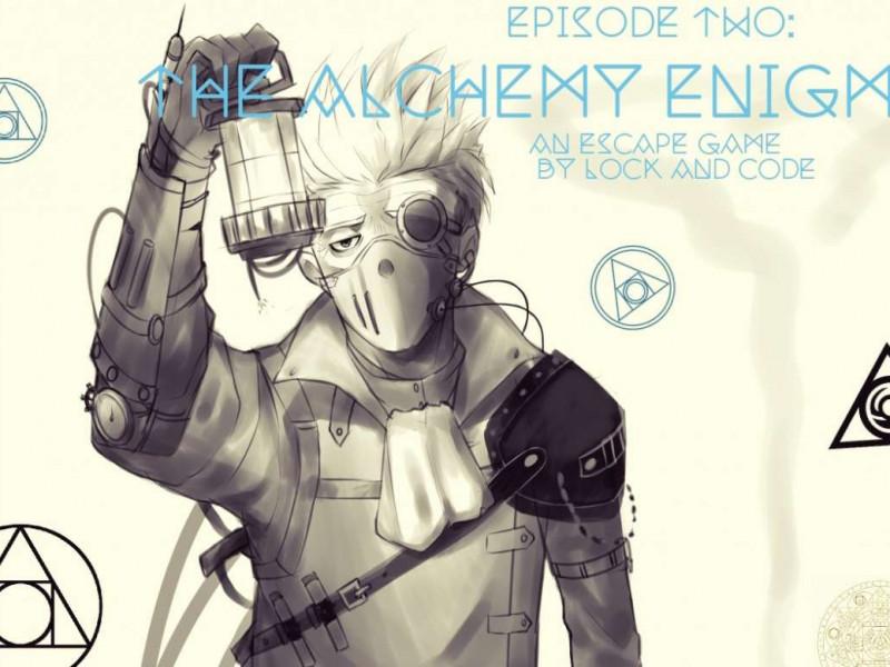 The Alchemy Enigma photo 1