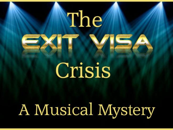 The Exit Visa Crisis photo 1