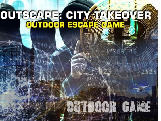 Outscape: City Takeover photo 1