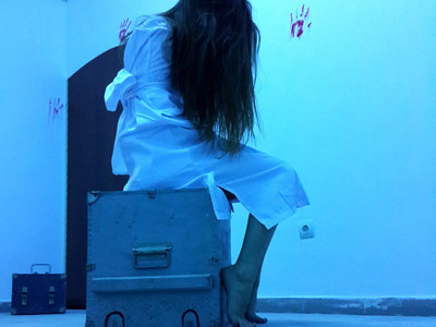 Escape from a mental hospital photo 1