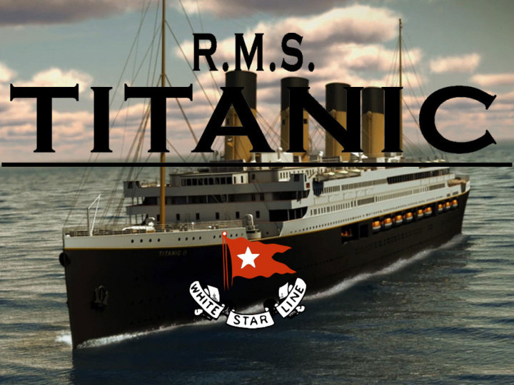 Escape from Titanic photo 1