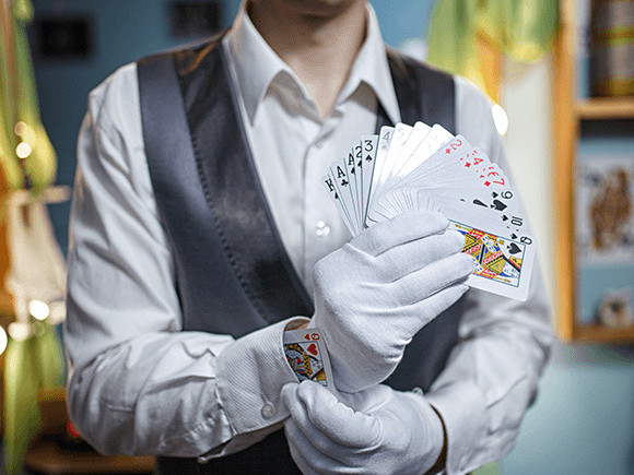 Magician photo 1