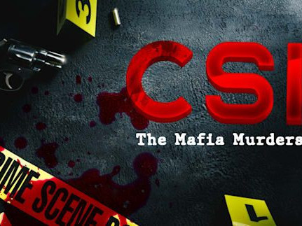 CSI - The Mafia Murders photo 1
