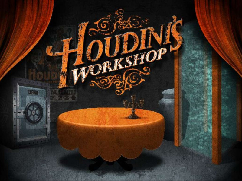 Houdini's Workshop photo 1