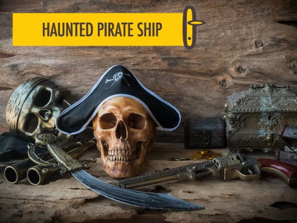 Haunted Pirate Ship photo 1