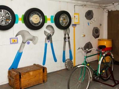 The garage photo 1