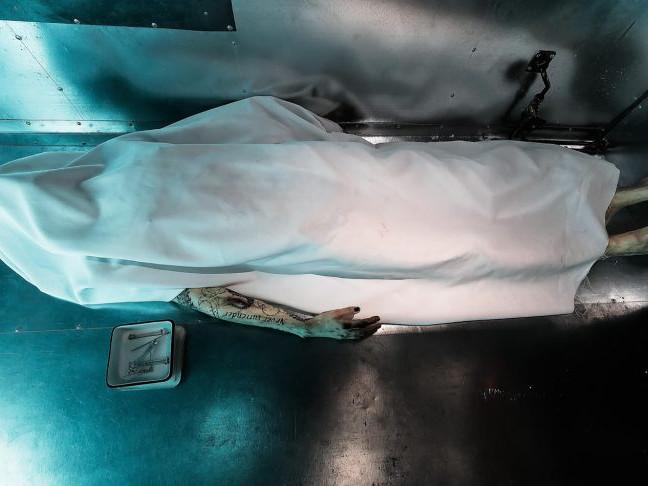 Morgue photo 1