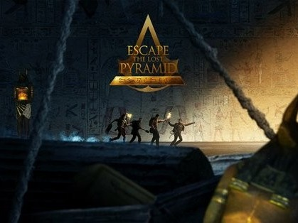 Escape the Lost  Set in the world of Assassin's Creed Origins! photo 1