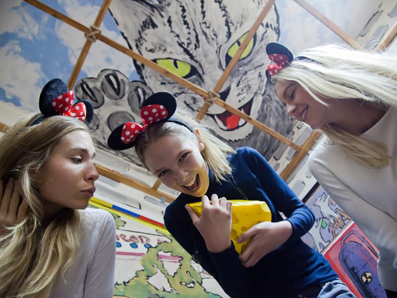 Mousetrap photo 1