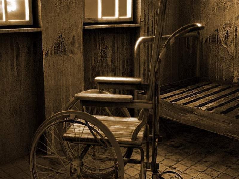 Asylum: Patient #27 photo 1